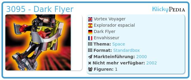 Playmobil 3095 - Dark Flyer