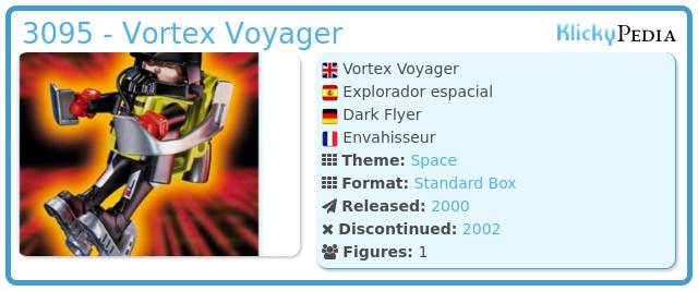 Playmobil 3095 - Vortex Voyager