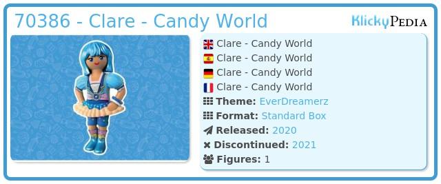 Playmobil 70386 - Clare