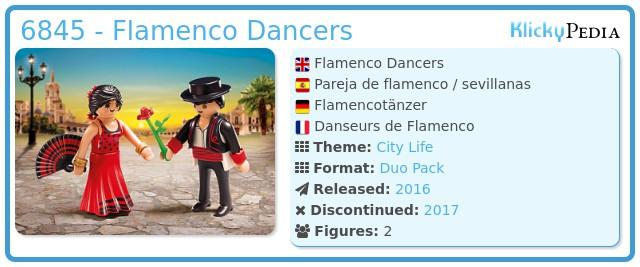 Playmobil 6845 - Flamenco Dancers