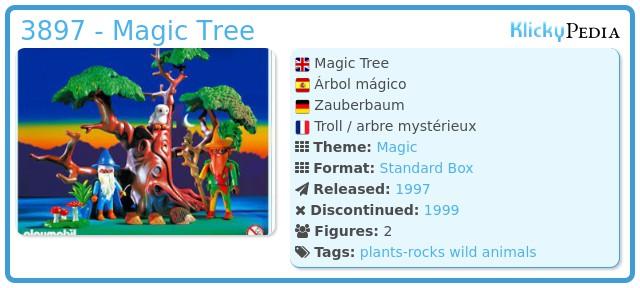 Playmobil 3897 - Magic Tree