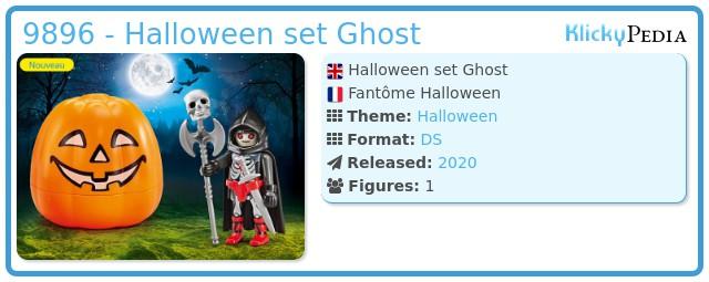 Playmobil 9896 - Halloween ghost