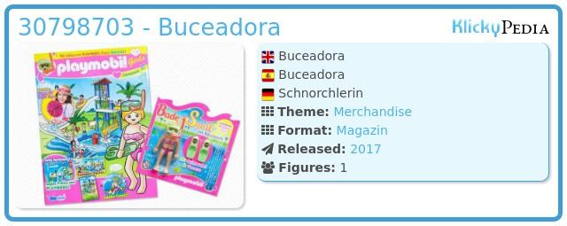 Playmobil 30798703 - Buceadora