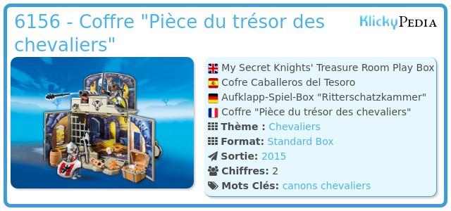 Playmobil 6156 - Coffre