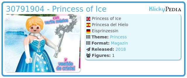 Playmobil 30791904 - Princess of Ice
