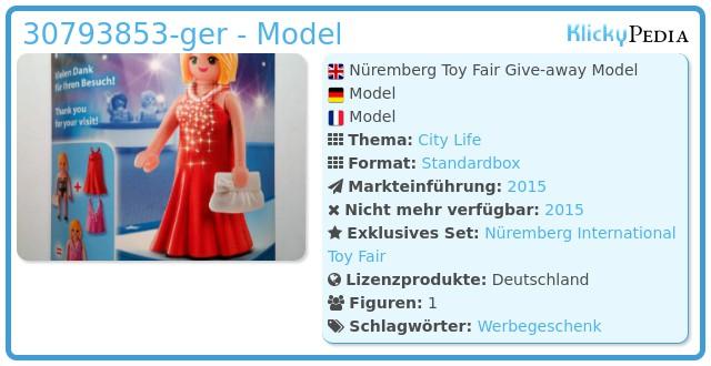 Playmobil 30793853-ger - Model