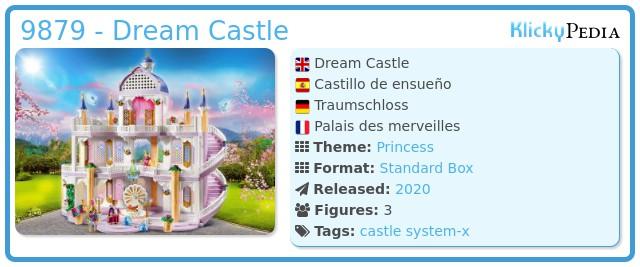 Playmobil 9879 - Dream Castle