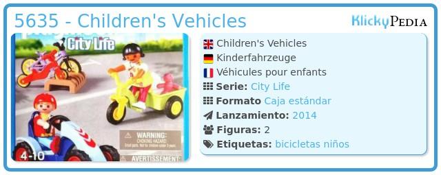 Playmobil 5635 - Children's Vehicles