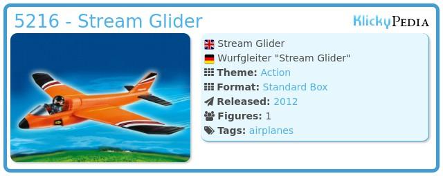 Playmobil 5216 - Stream Glider