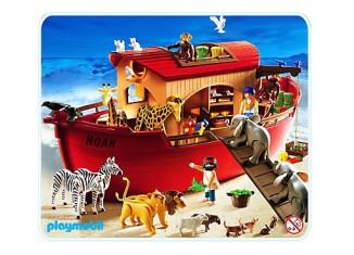 Playmobil - 3255s3 - Noah`s Ark