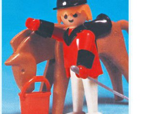 Playmobil - 3326 - Rider and Horse