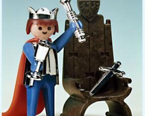 Playmobil - 3331 - Rey Medieval