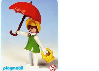 Playmobil - 3345 - Western lady