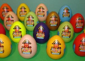 Playmobil - 9985-esp - Surprise Eggs