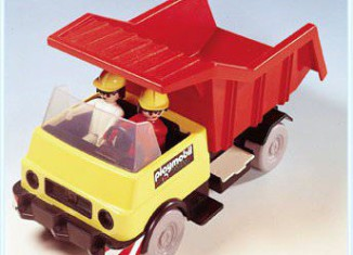 Playmobil - 3209s1 - Dump Truck