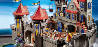 Playmobil - 3268s2 - Knight's Empire Castle