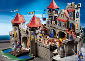 Playmobil - 3268s2 - Knight's Empire Castle