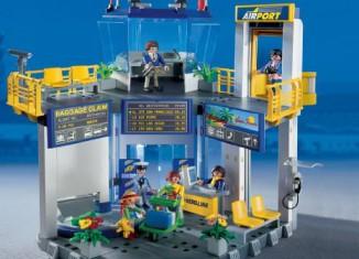 Playmobil - 3353-usa - Flughafen