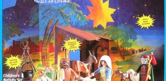 Playmobil - 3367-usa - Children's Nativity Set