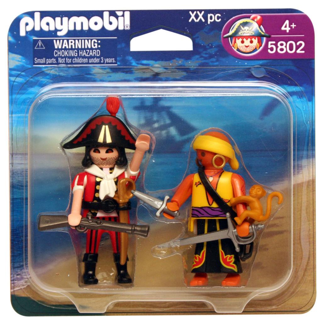 Playmobil 5802-usa - Duo Pack Pirates - Box