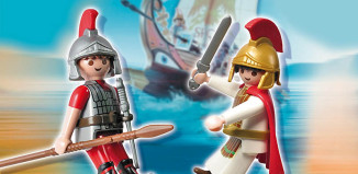 Playmobil - 5827 - Roman Officers Pack