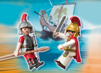 Playmobil - 5827 - Roman Officers Pack