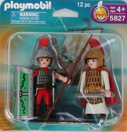 Playmobil 5827 - Roman Officers Pack - Boîte