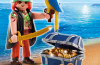 Playmobil - 5855-gre - Play + Give Pirate