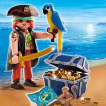 Playmobil - Capitán Pirata reincidente