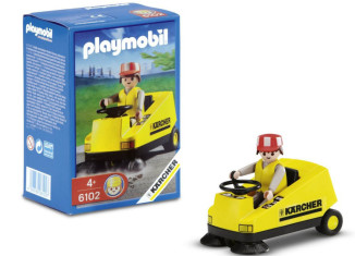 Playmobil - 6102 - Kärcher Promotional