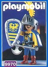 Playmobil - 9970-esp - Knight