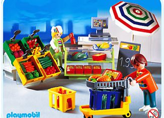 Playmobil - 3202s2 - Deli & Produce Department