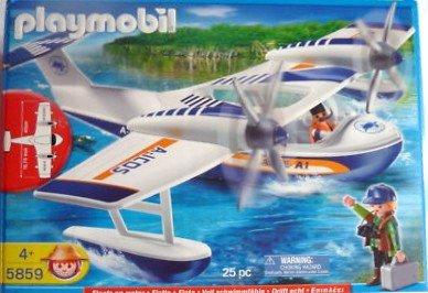 Playmobil 5859 - Water Plane - Box