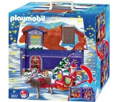 Playmobil 3517s2 - Santa Claus Home - Box