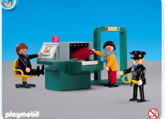 Playmobil - 5717 - Security Check-in