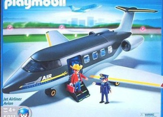 Playmobil - 5811 - Avion Private