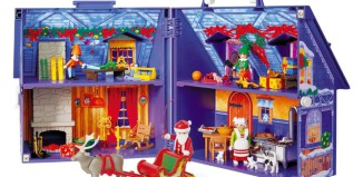 Playmobil - 3517s2 - Santa Claus Home