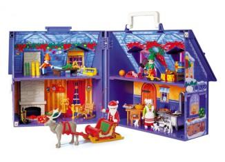 Playmobil - 3517s2 - Santa Claus Home