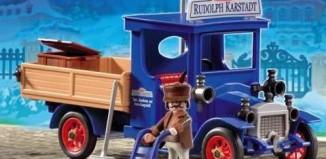 Playmobil - 4083-ger - Victorian Oldtimer Truck