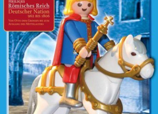 Playmobil - 6101 - Magdeburger Rider
