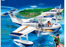 Playmobil - 5859 - Avion de l'eau