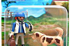 Playmobil - 5821 - Vet and Dog Duo-Pack