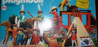 Playmobil - 1104v2-sch - Indian Super Deluxe Set