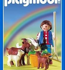 Playmobil - 3116 - Goat Herder