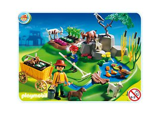 Playmobil - 3124s2 - Superset Farm