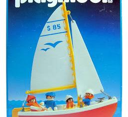 Playmobil - 3138s2 - Sailboat