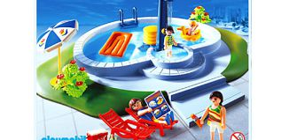 Playmobil - 3205s2 - Swimmingpool