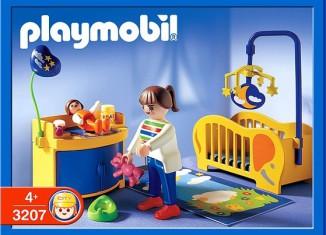 Playmobil - 3207s2 - Baby Room