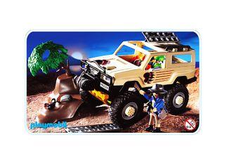 Playmobil - 3219s3v1 - Offroad-Pickup
