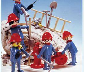 Playmobil - 3234s1 - Feuerwehrmänner